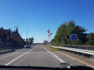 Sæd grænseovergang