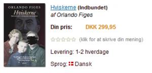 Hviskerne på saxo.com