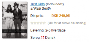 Just Kids på saxo.com