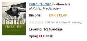 Peter Freuchen på saxo.com