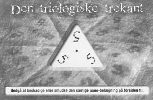 Billede af den triologiske trekant